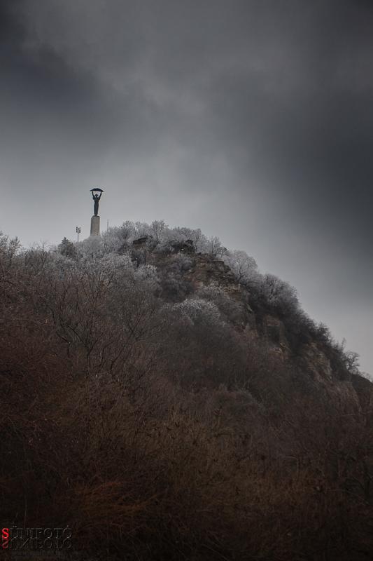 Gellért hegy