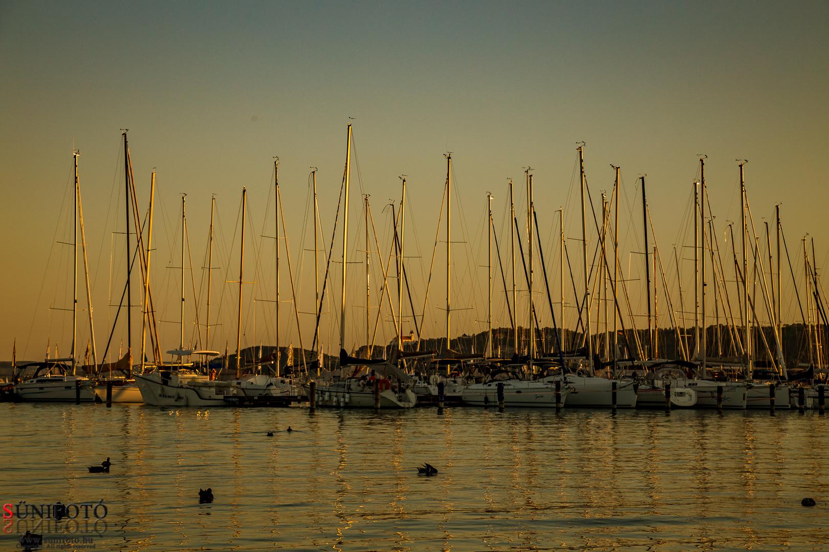 Balatonfüred, kikötő,kirándulás, Balaton, insta360one